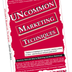 Uncommon Marketing Techniques, Jeffrey Dobkin