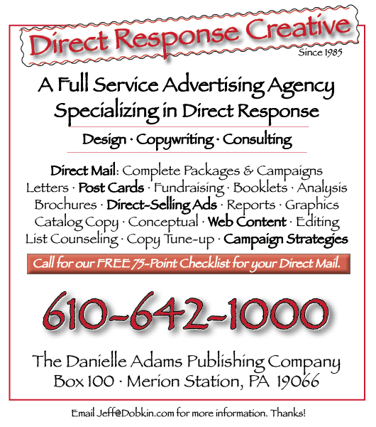 Direct Marketing Ad