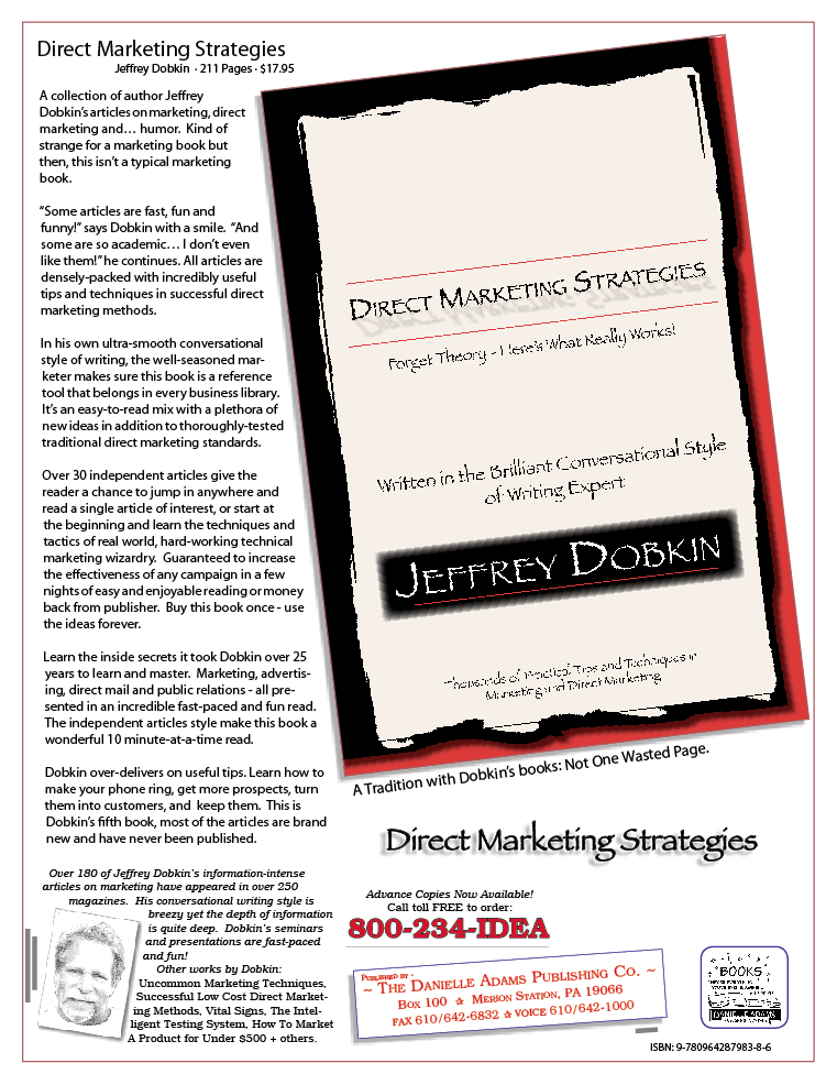 Direct Marketing Strategies